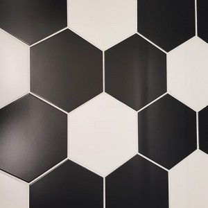 B&W Hexagonal 258x290mm CEM11&12
