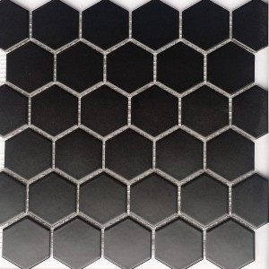 Black Hexagonal PPM895