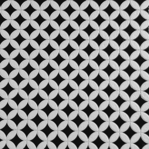 Orley B&W Pattern Ceramic CEM23